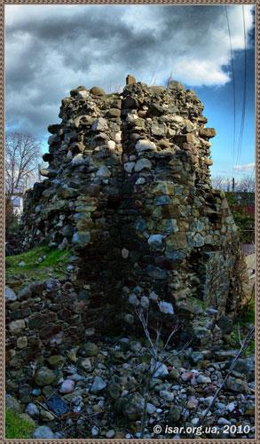 Квадратная башня