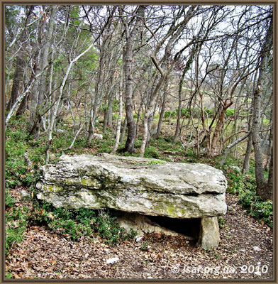 Каменные ящики