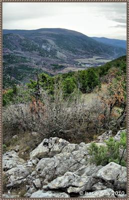 Долина деревни Узунджа