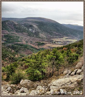 Долина Узунджа