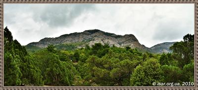 Гора Кала-Фатлар