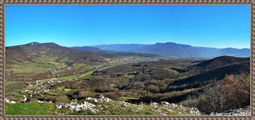 Вид на гору Крепость
