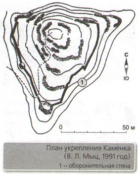 Каменка план