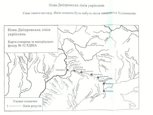 Днепровская линия