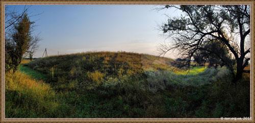 Никитская крепость