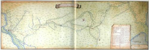 Генеральный план Днепровской линии