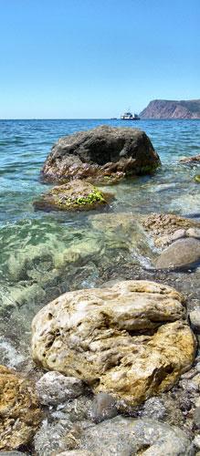 Теплое Черное море