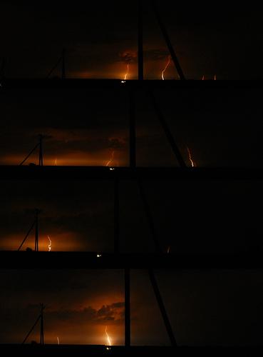 Гроза. Август 2012