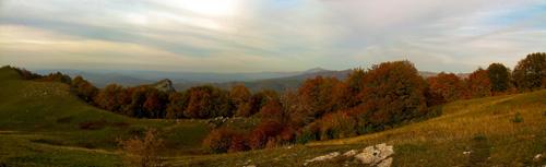 Осень на Басмане