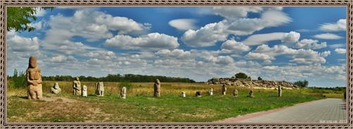 Каменные бабы